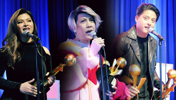 Angel Locsin, Vice Ganda, Daniel Padilla recognized at the fourth part of 6the EdukCircle Awards