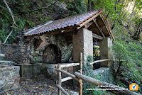 Il lavatoio di Moscia a Campagnano