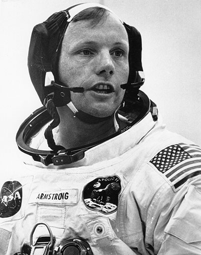 Neil Armstrong in Pictures ~ vintage everyday