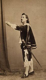 Cotogni in the role of Enrico in Donizetti's Lucia di Lammermoor