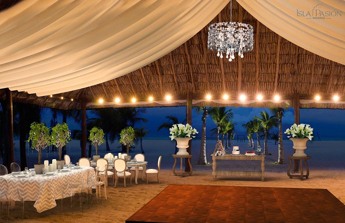 Palapa de Eventos  Isla Pasion Weddings