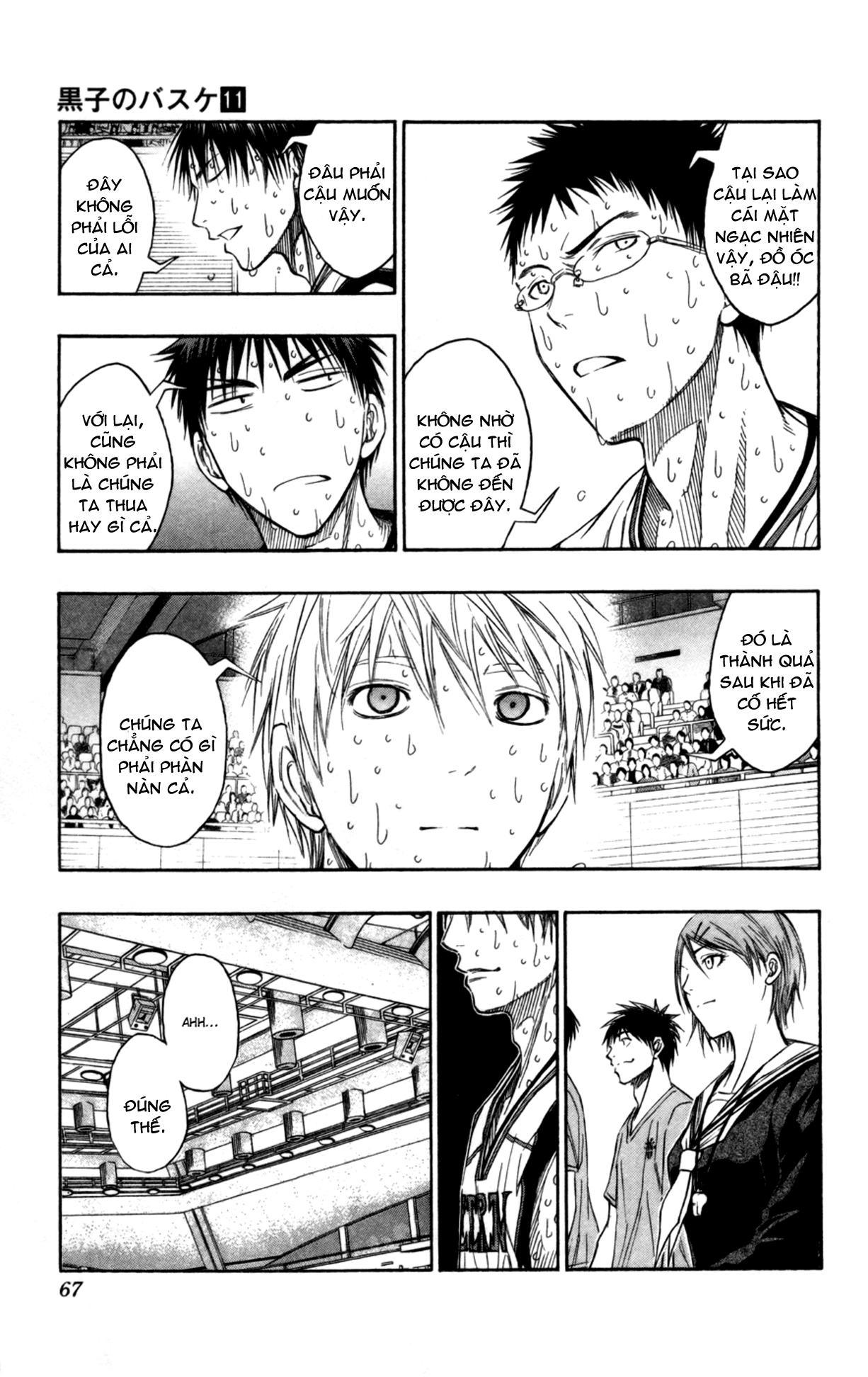 Kuroko No Basket chap 093 trang 4