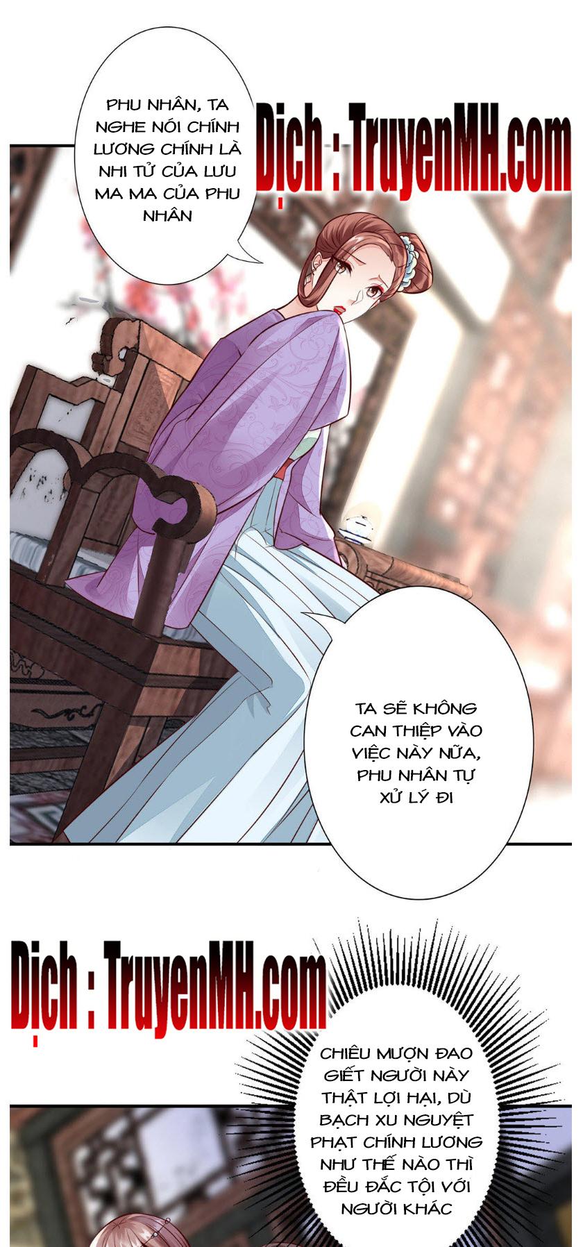 Thần Y Yêu Hậu Chap 15