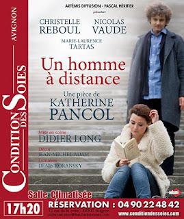 Un homme à distance Katherine PANCOL Mise en scène Didier LONG