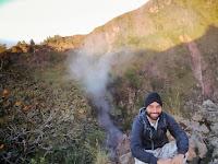Hike to Active Volcano, Bali