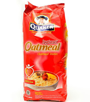 Harga Quaker Oatmeal Terbaru Bulan Ini 2015