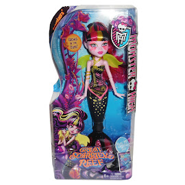MH Great Scarrier Reef Draculaura Doll