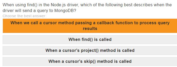 homework 3.1 mongodb answer