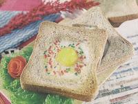 Sarapan Lezat dengan Kreasi Roti Tawar Gandum