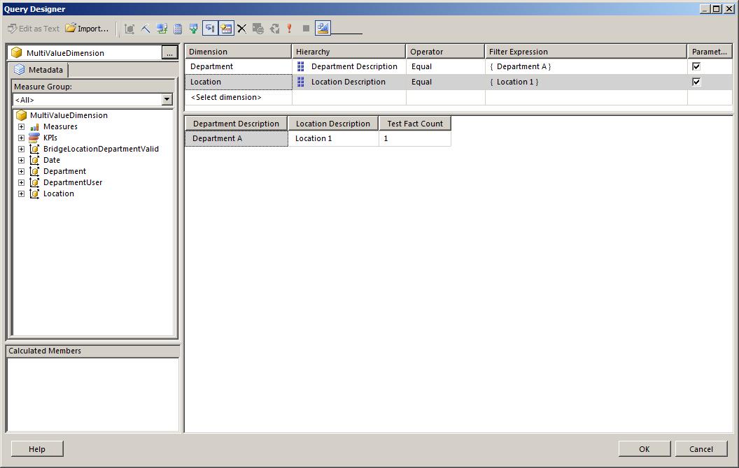 BI Future Blog: SSAS/SSRS/MDX : Cascading parameters and M2M dimensions