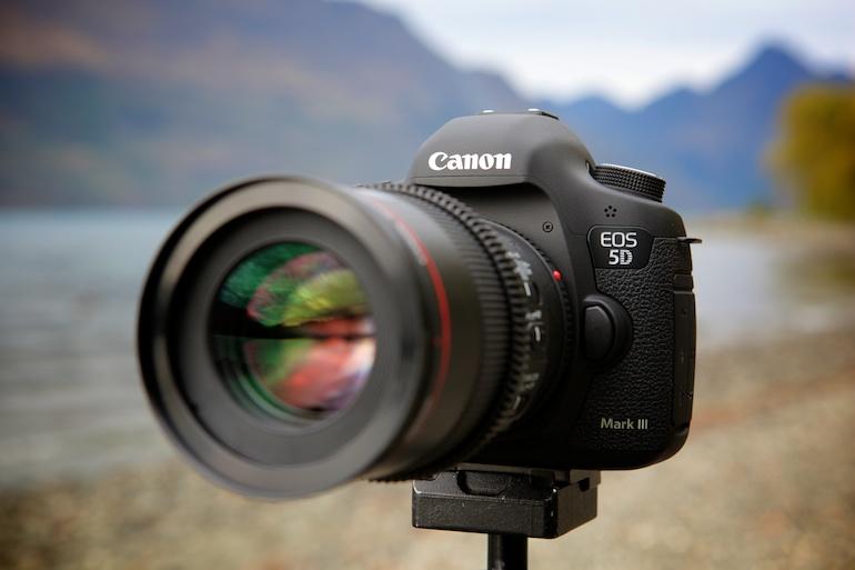 Canon sigue ganando el World Press Photo - La 5D Mark III fue la gran ganadora este 2017