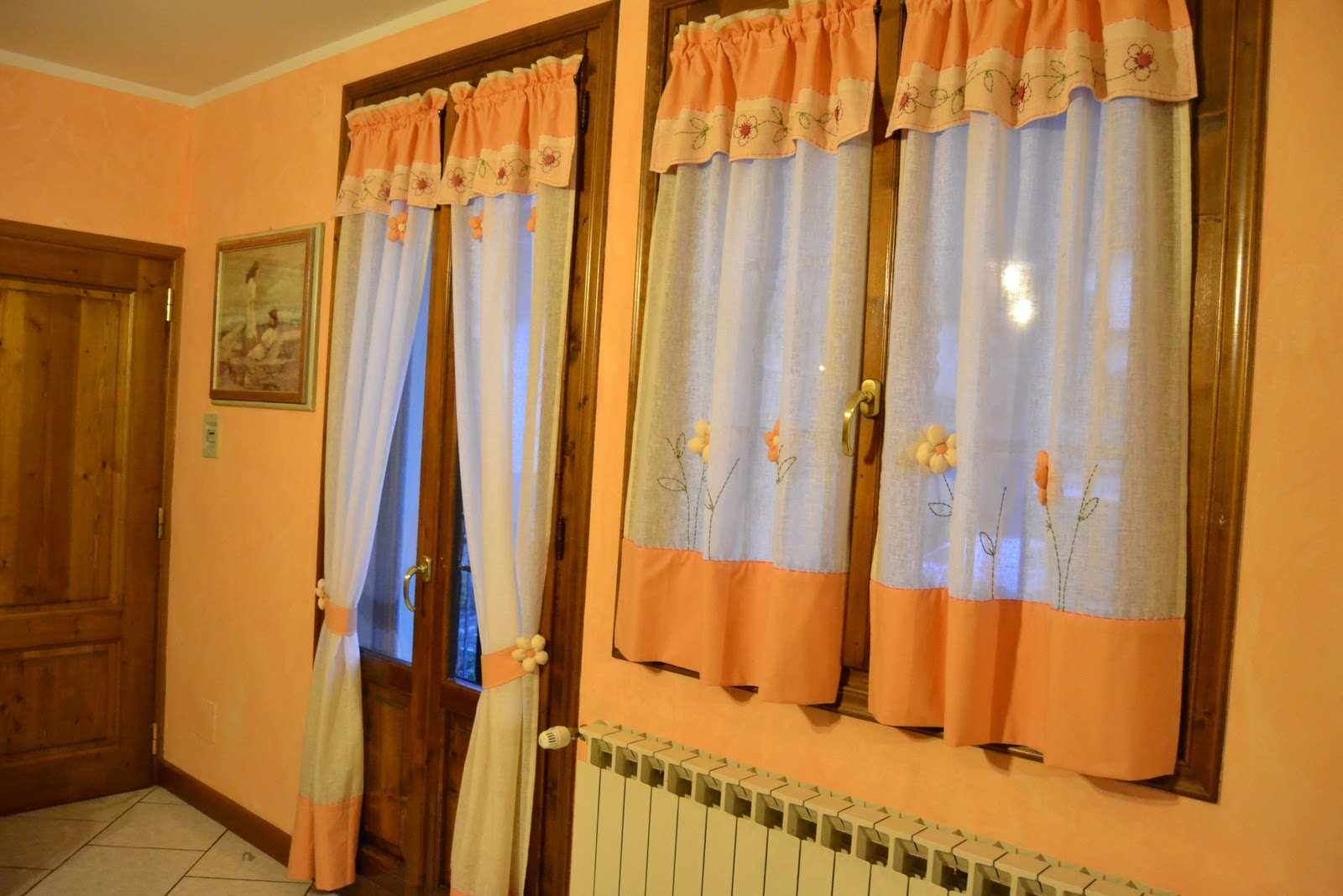 Tende Fai Da Te Shabby : Tende camera da letto coin euronova tende tende trasparenti tende