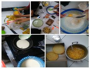 "Kreasi Masakan ""PANCAKES"" Oleh Al-Farabi Kitchen"