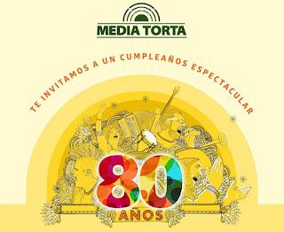 Concierto Aniversario 80 años - La Media Torta