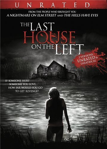 Poster Of The Last House On The Left 2009 UnRated 720p Hindi BRRip Dual Audio