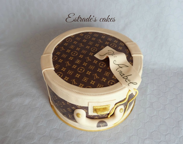 Tarta neceser de Louis Vuitton 5