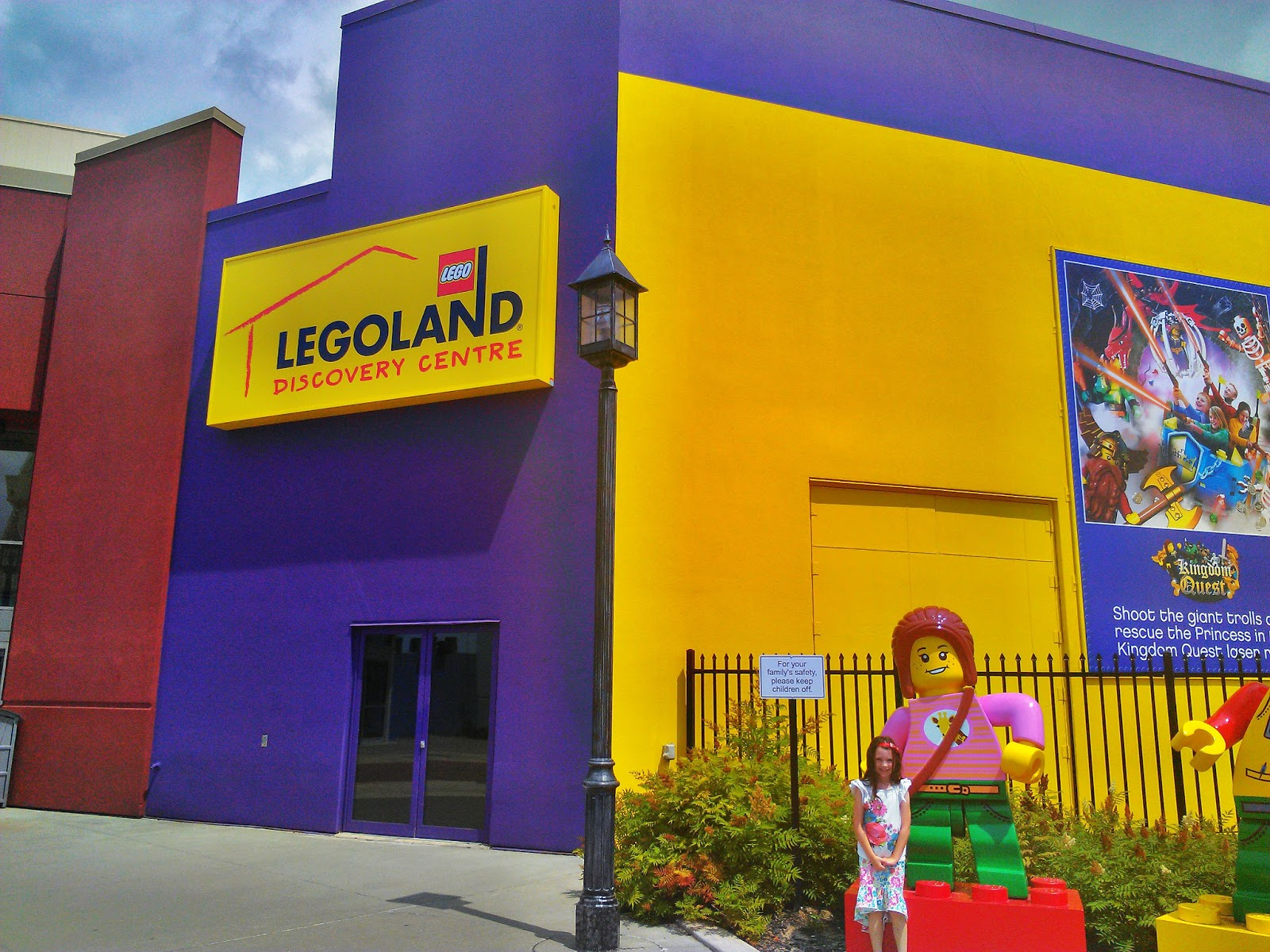 Blondie's Blog: Legoland Discovery Centre Toronto