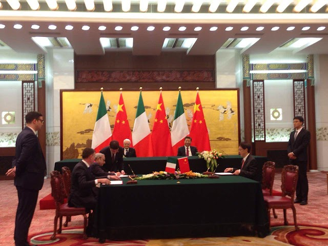 Fincantieri: 2 cruise ships for china with an option for additional 4
