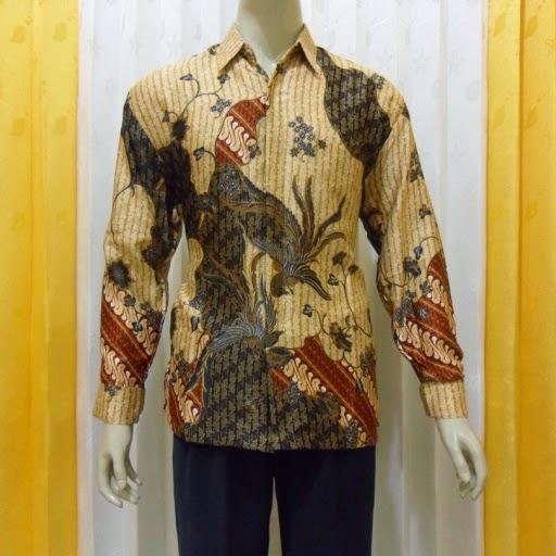 Pakaian Batik Untuk Interview Kerja: 10 Model Baju Batik Untuk Kerja Pria Terbaru