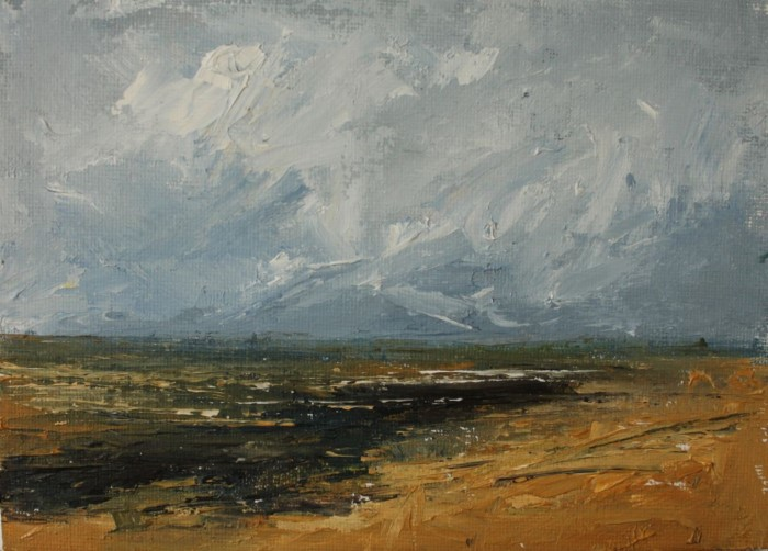 Британский художник. John Halliday 8