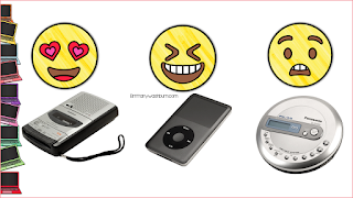 Vote for the technology. Which one is your favorite?