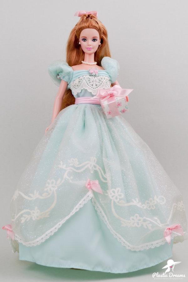 Birthday Wishes Barbie Doll 2000