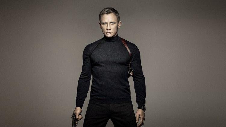 Spectre: Daniel Craig o James Bond é assombrado pelo passado