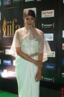 Lakshmi Prasanna in Transparent Saree Spicy Sleeveless Choli at IIFA Utsavam Awards 2017  Day 2  Exclusive 12.JPG