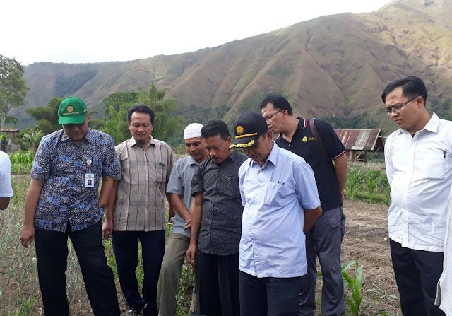 Percepat Korporasi Petani Sembalun, Kementan Beri Bimbingan Teknis