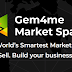 Gem4me Market Space - The World's Smartest Marketplace