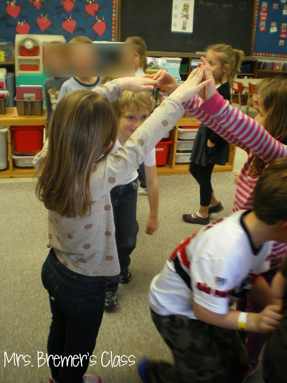 Mrs Bremer S Class Sounding Out Words Rhyme And
