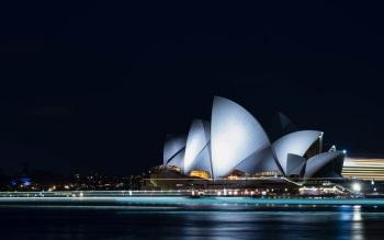 Wallpaper: Sydney Opera House