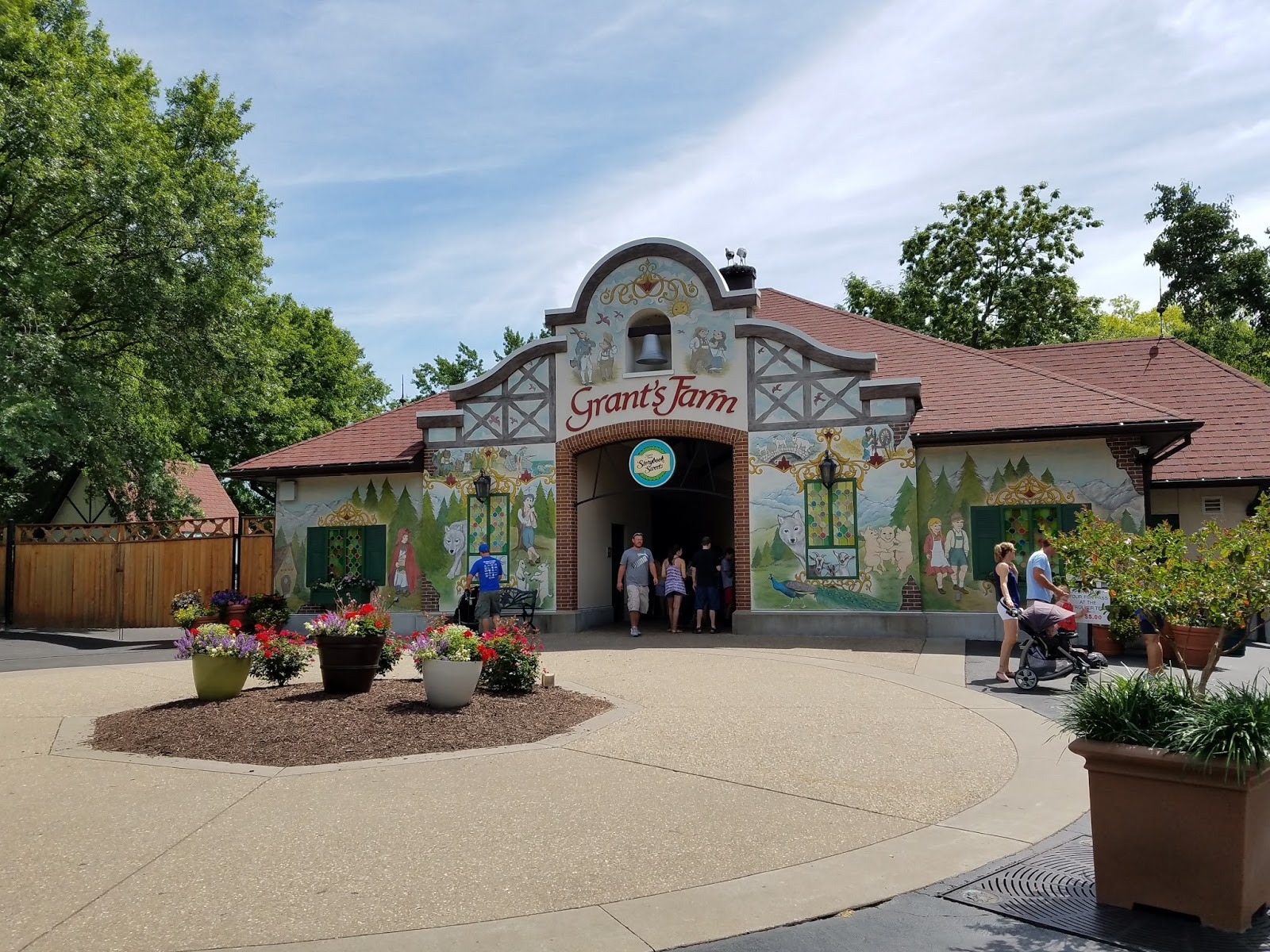 play st. louis: grant's farm, south st. louis county