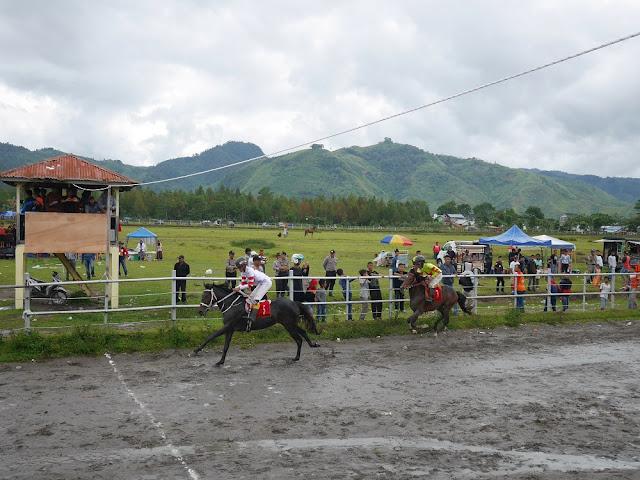 Festival Pacuan Kuda Takengon