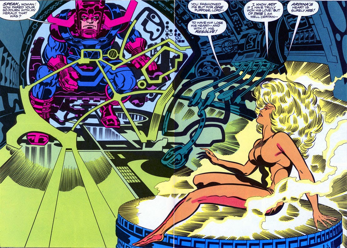 The Peerless Power of Comics!: Sacrifice Of The Surfer (Or: This ...