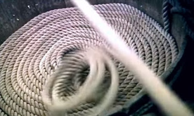 Moby Dick - Película Moby Dick de 1956 de John Huston con Gregory Peck y Orson Wells - Call me Ishmael - Pequod - el fancine - Literatura y Cine - Melville - Cine fantástico