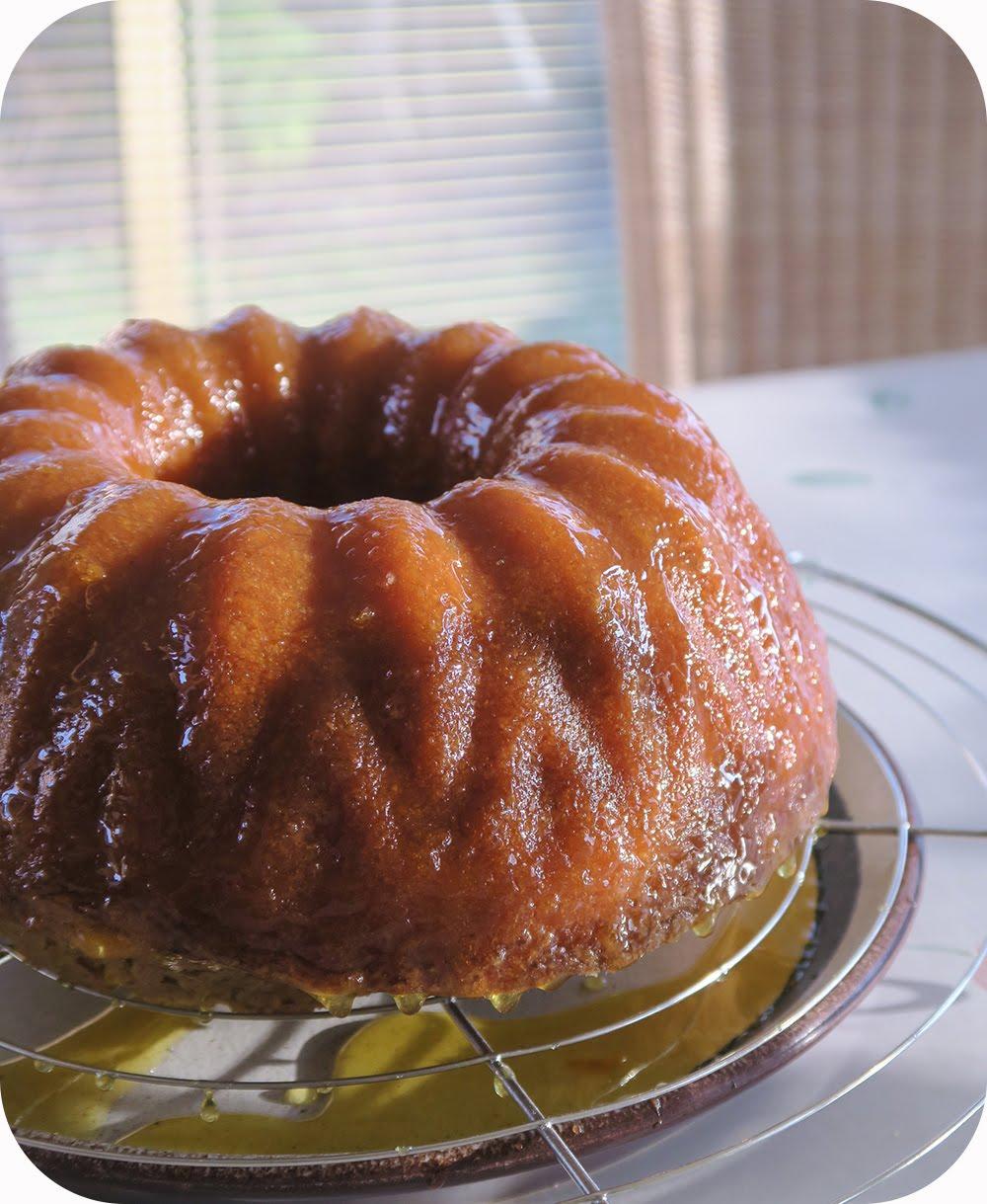 Cake Chocolat Poudre Amande Orange