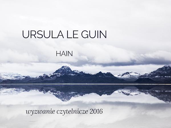 """Podróż do kresu zimy, czyli """"Lewa ręka ciemności"""" Ursuli Le Guin"""
