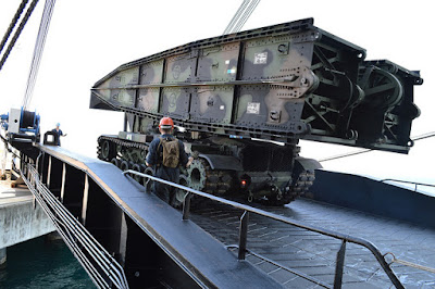 Armored Vehicle-Launched Bridge (AVLB) Is Pakistan Army Engineers Equipment