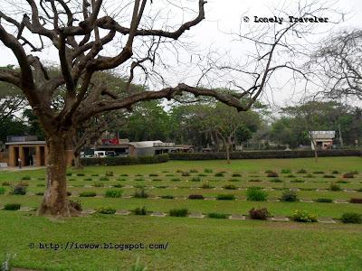 Maynamati War Cemetery - Comilla