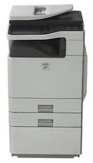 Sharp MX-C401 Printer Driver Download - Windows - Mac