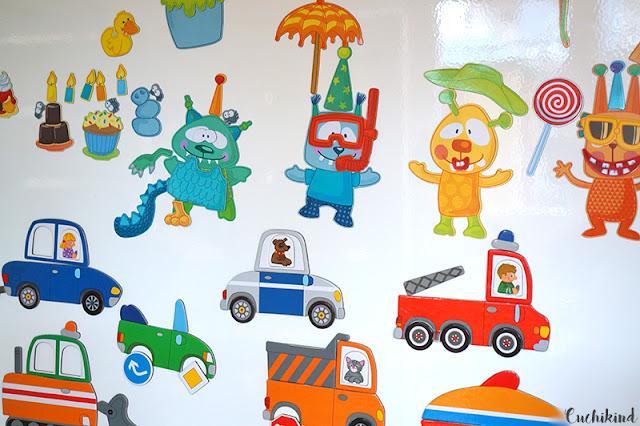 Magnetwand Kinderzimmer