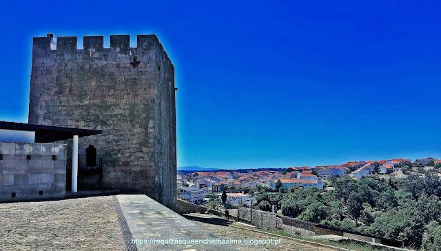 Torre Sul Castelo de Pinhel