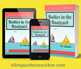 The Latest Mollie McGhie Cozy Sailing Mystery Now Available!