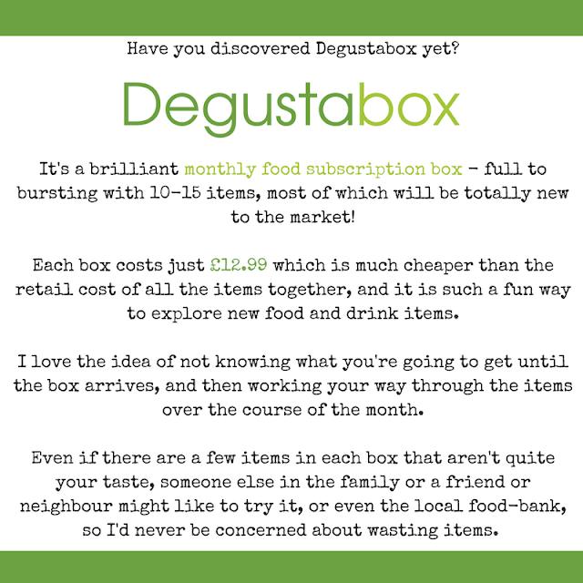 Degustabox UK