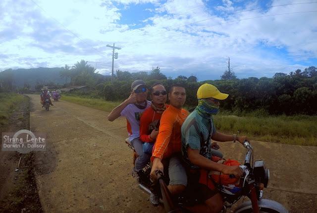 Mt. Apo Itinerary