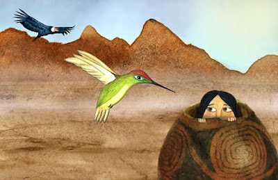 mito del condor picaflor