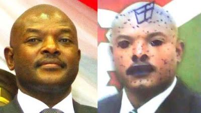 Wanafunzi watatu wa Sekondari watupwa jela miaka mitano kwa kuiharibu picha ya Rais Nkurunziza