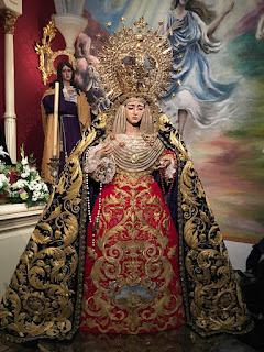 Lanzada de Granada atravesó su puerta