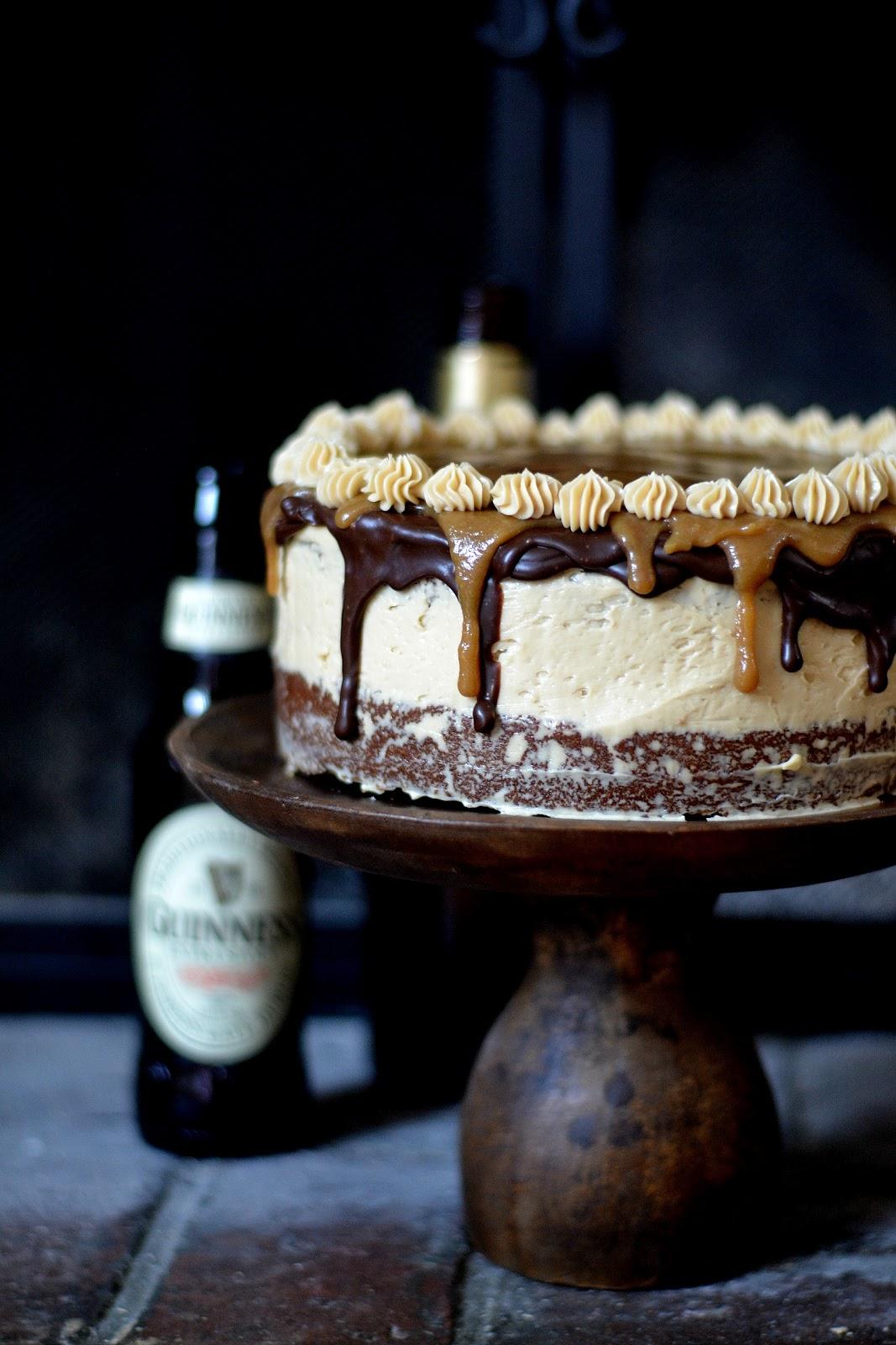 Bakeaholic Mama: Drunken Irish Cake